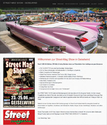Streetmag Show Geiselwind